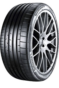 R19 235/35 SportContact 6 CONTINENTAL 91Y